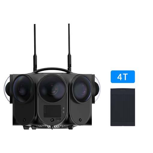 Caméra VR 360 Kandao Obsidian Pro 12K + 4T SSD