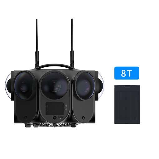 Caméra VR 360 Kandao Obsidian Pro 12K + 8T SSD