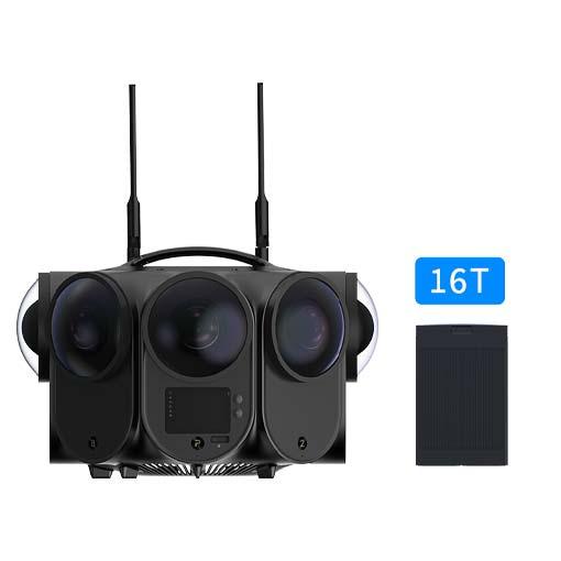 Caméra VR 360 Kandao Obsidian Pro 12K + 16T SSD