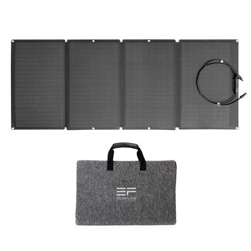 Panneau solaire Ecoflow 160W