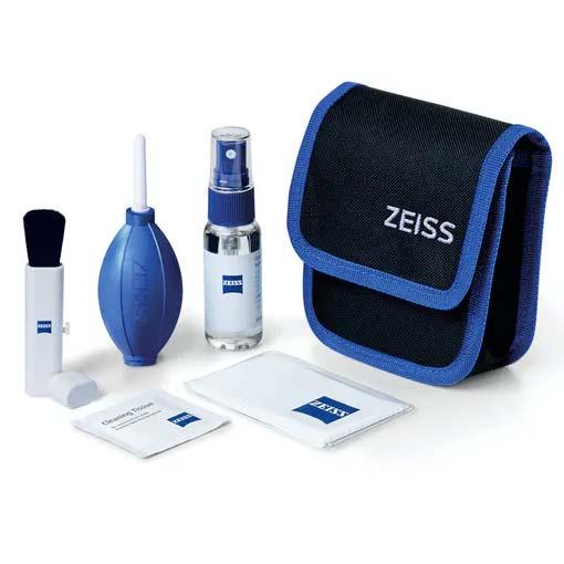 Kit d'entretien Zeiss pour lentilles optiques