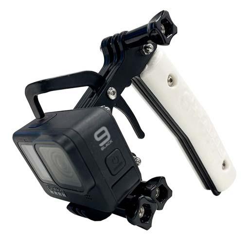 Pistol Gdome en metal pour GoPro