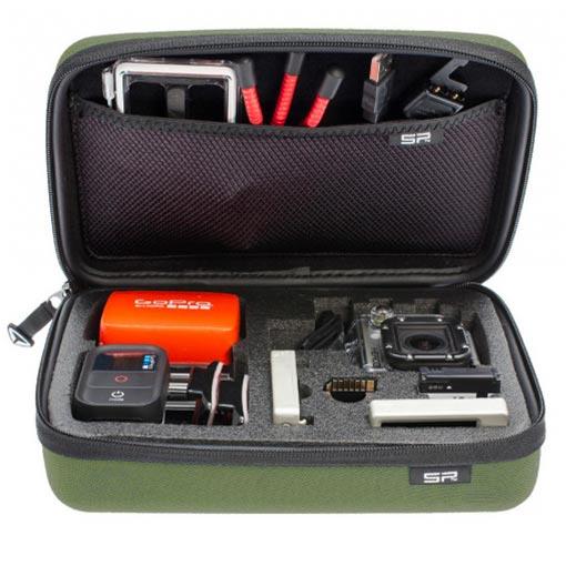 POV Case 3.0 Olive - SP™ pour gopro