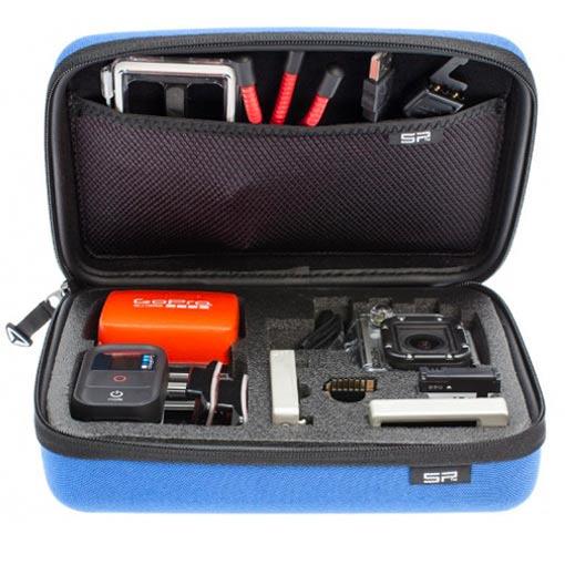 Pochette GoPro POV Case 3.0 Bleu - SP™