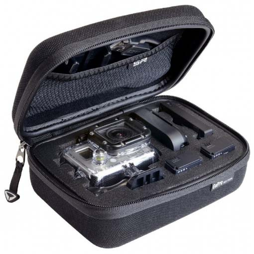Pochette XS POV Case 3.0 Noir - SP™