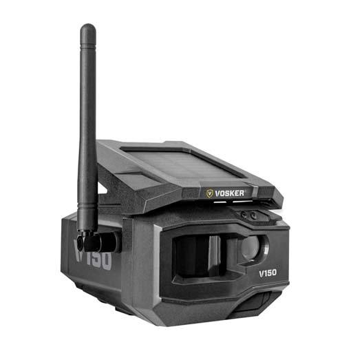 Caméra de sécurité V150 cellulaire LTE - Vosker
