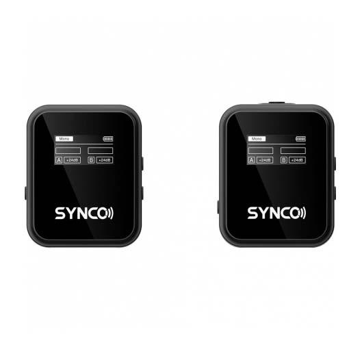 Micro sans fil Synco 2.4G G2 (A1)