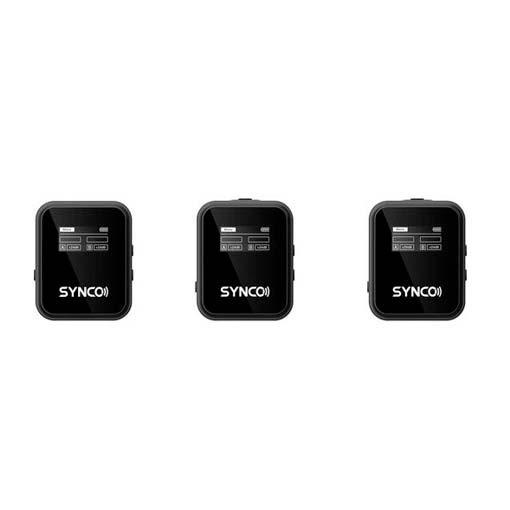 Micro sans fil Synco 2.4G G2 (A2)