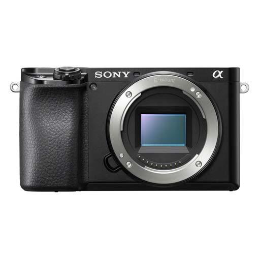 Sony Alpha 6100 Noir (Boitier)