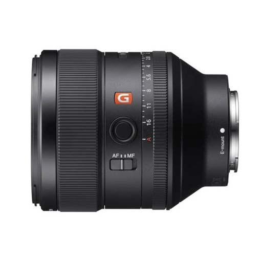 Objectif Sony FE 85 mm f/1,4 G Master