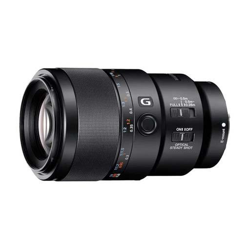 Objectif Sony FE 90 mm f/2.8 Macro OSS G