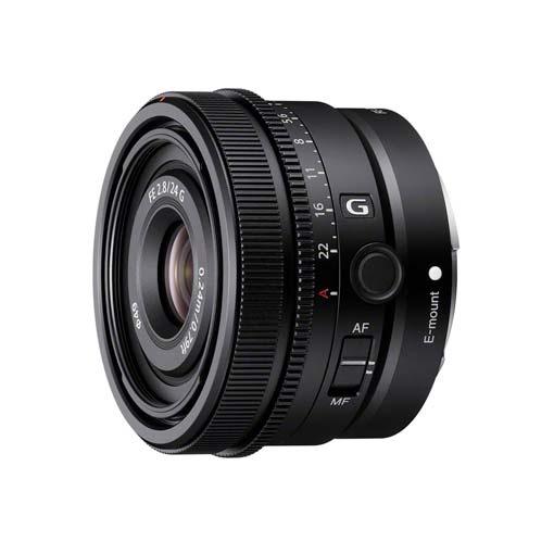 Objectif Sony FE 24 mm f/2.8 G
