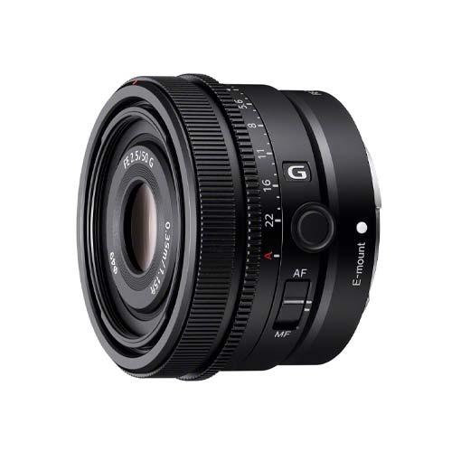 Objectif Sony FE 50 mm f/2.5 G
