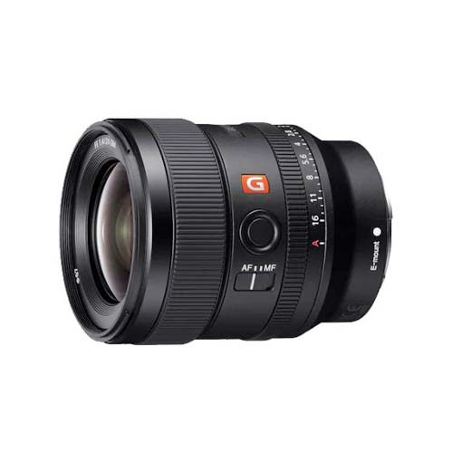 Objectif Sony FE 24 mm f/1.4 G Master