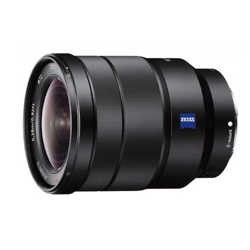 Objectif Sony FE Vario-Tessar 16-35 mm f/4 Zeiss