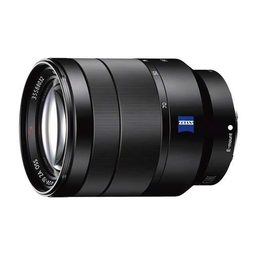 Objectif Sony FE Vario-Tessar 24-70 mm f/4 Zeiss