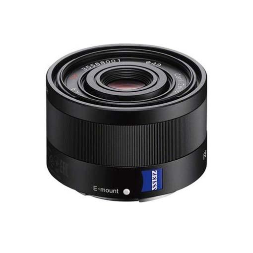 Objectif Sony FE 35 mm f/2,8 Zeiss