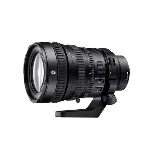 Objectif Powerzoom Sony FE 28-135 mm f/4 G Lens OSS PZ
