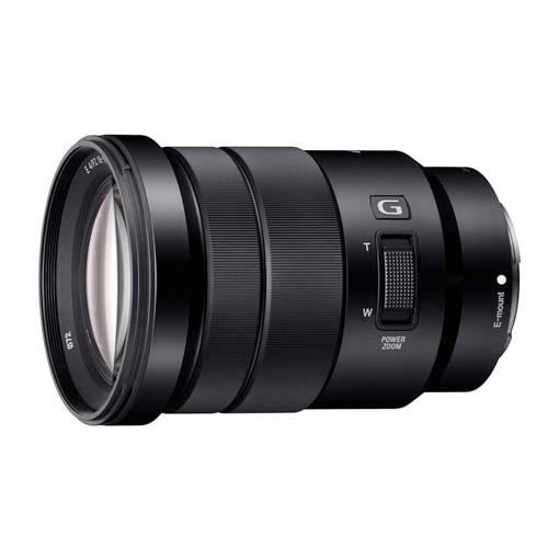Objectif Sony E 18-105 mm f/4 G OSS PZ