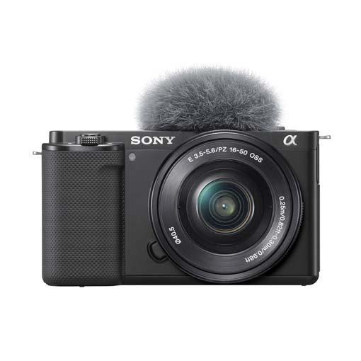 Sony ZV-E10 + Objectif Zoom 16-50mm