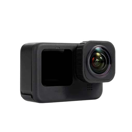 Module d'objectif Max Lens Telesin pour GoPro HERO9 & HERO10