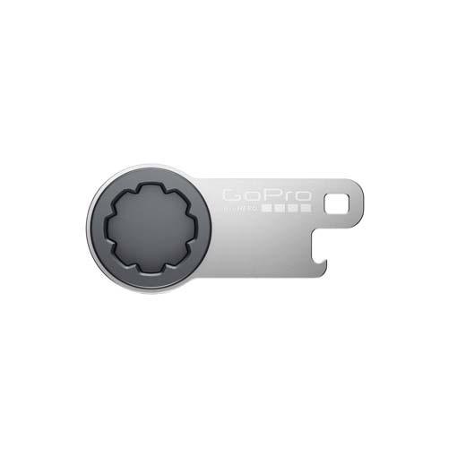 The Tool GoPro - Clé pour vis moletée et décapsuleur