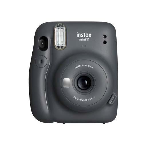 Fujifilm - Instax Mini 11 Charcoal Gray