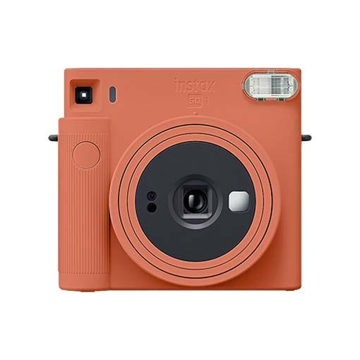 Fujifilm - Instax Square SQ1 Terracotta Orange