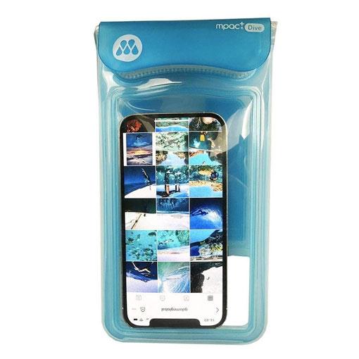 mpac+ Dive D30 pochette étanche tactile pour smartphone