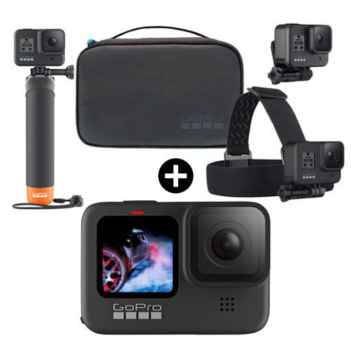 Pack GoPro HERO9 Black + Adventure kit