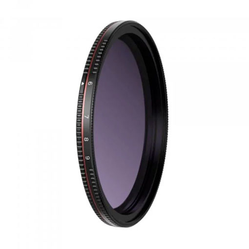 Filtre VND 72 MM - Freewell diaph 6-9