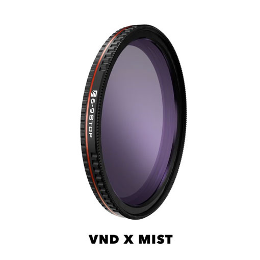 Filtre VND X MIST 72 MM - Freewell diaph 6-9