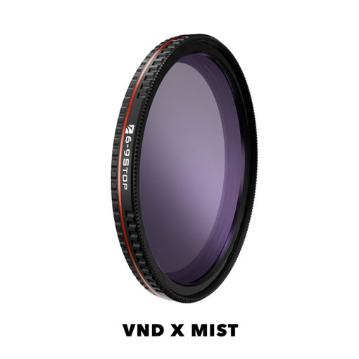 Filtre VND X MIST 82 MM - Freewell diaph 6-9