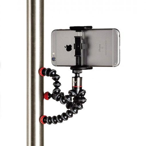 Kit GripTight ONE Joby avec télécommande Bluetooth