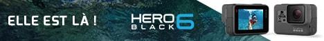 Nouvelle GoPro HERO6