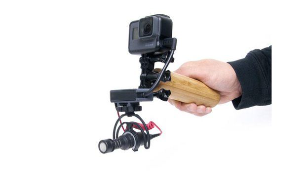 support pour micro GoPro