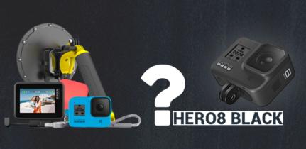 gopro hero8 black accessoires