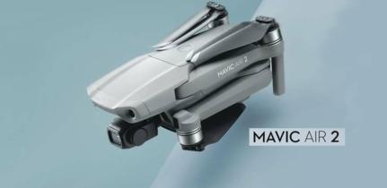 Presentation Mavic Air 2