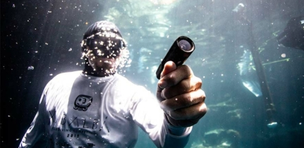 Les meilleurs réglages de plongée pour Paralenz Vaquita