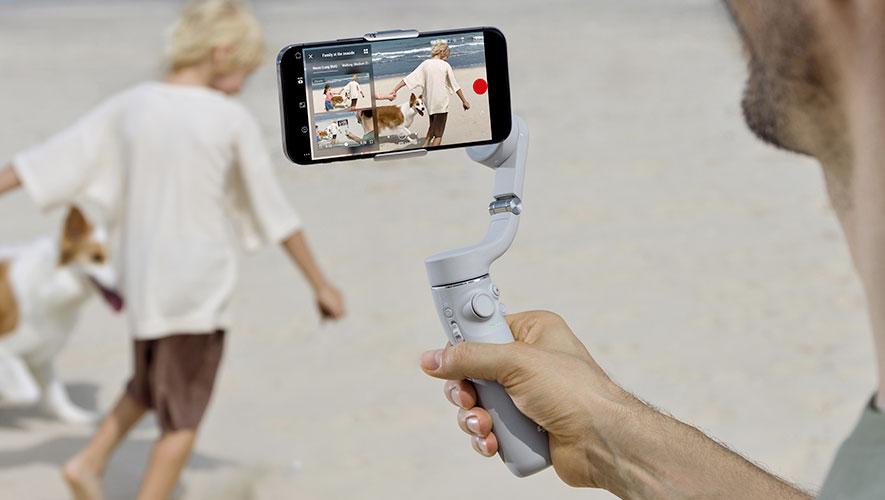 Le DJI OM 5, nouveau stabilisateur pour smartphone