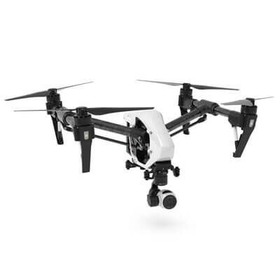 DJI Inspire 1  | Le drone professionnel accessible