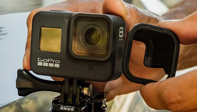 Filtre ND PolarPro pour GoPro HERO8 Black
