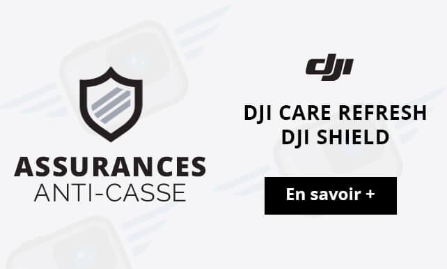 Assurances anti-casse DJI