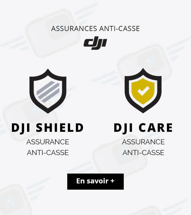 Assurance anti-casse DJI