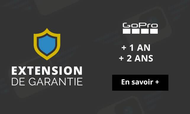 Extensions de garanties pour caméras GoPro