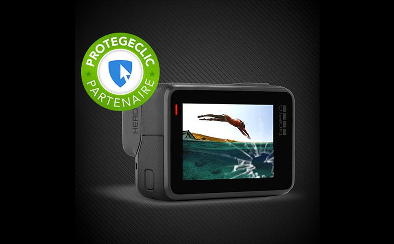 L'assurance ProSafe : protéger votre GoPro grâce à La Caméra Embarquée !