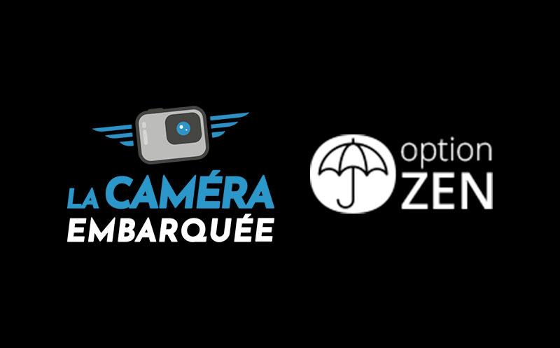 La Caméra Embarquée : Option ZEN (retour gratuit + 30j pour changer d'avis !)