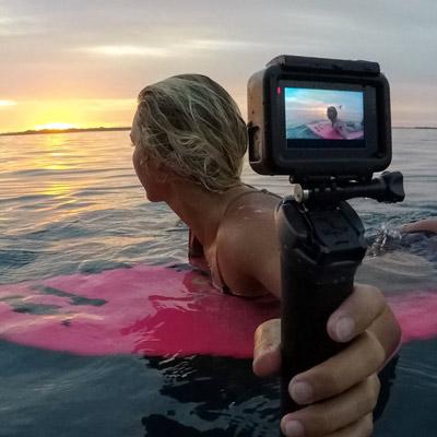 GoPro HERO6 étanche sans caisson
