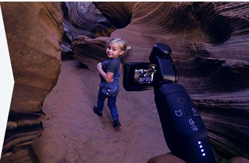 Les stabilisateurs, poignées et perches télescopiques pour les caméras GoPro
