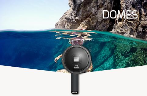 Dômes pour GoPro